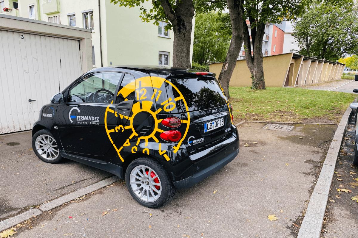 KFZ-Prüfstelle Ingenieurbüro Fernandez GmbH Firmenwagen